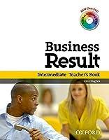 Business Result: Intermediate: Teacher's Book Pack: Business Result DVD Edition Teacher's Book with Class DVD and Teacher Training DVD