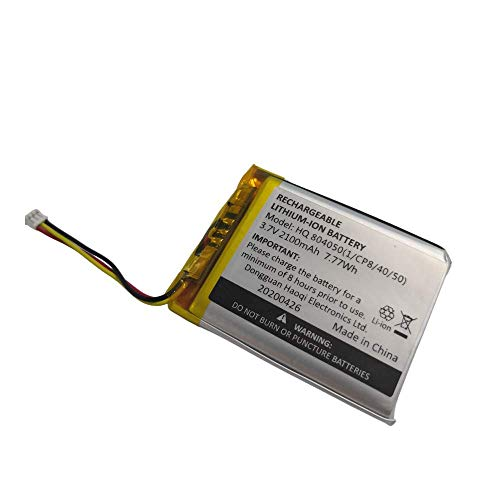 Babysense Replacement Rechargeable Battery for Models V43 - Official Accessory