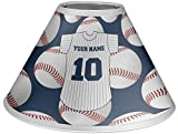 RNK Shops Baseball Jersey Coolie Lamp Shade (Personalized)