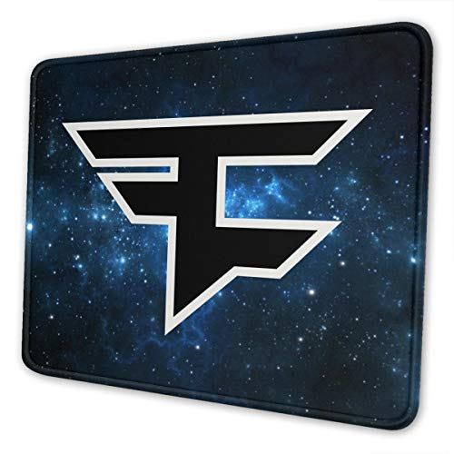 Fa-ze Cl-an Multiple Size Custom Gaming Mouse Pad, Mousepad Rectangle Non-Slip Rubber Mouse Pads 10 X 12 Inch