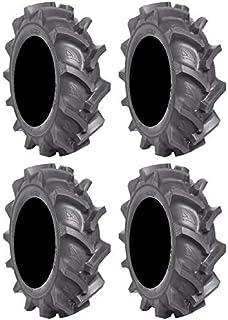 Full set of BKT AT 171 (8ply) 35x9-22 ATV Mud Tires (4)