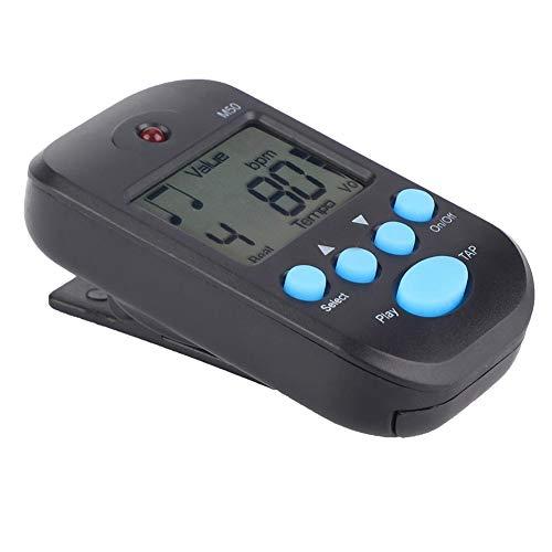 Mini Digital Metronome, Portable...