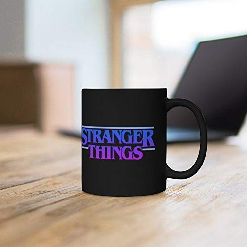 Stranger Things Cup For Coffee Mug Gifts 11 Oz
