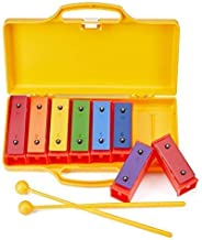 Silverstar Professional Xylophone Glockenspiel 8NOTE Xylophone for kids musical instrument percussion instruments xylophone instrument chime bar