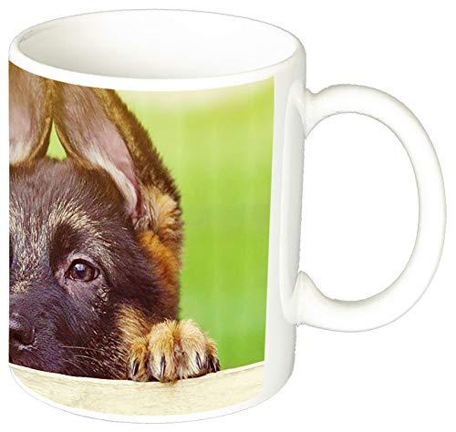 MasTazas Pastor Aleman Cachorro German Shepherd Puppy C Tasse Mug