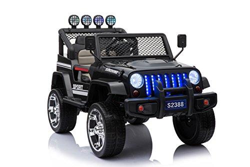 RC Auto kaufen Kinderauto Bild 4: Toyas Cobra Off Road SUV Jeep Kinderauto Kinderfahrzeug Elektrofahrzeu Geländewagen 4 x 45 W Motor S2388b*