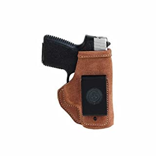 Galco Stow-N-Go Inside The Pant Holster for S&W M&P Compact 9/40 (Natural, Right-Hand) (B0015PTSNO)   Amazon price tracker / tracking, Amazon price history charts, Amazon price watches, Amazon price drop alerts