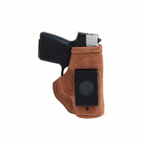 Galco STO286 Stow-N-Go IWB for Glock 26, 27, 33 (Natural, Right-hand)