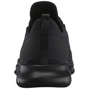 Skechers Performance Men's Go Run-Mojo Running Shoe,Black,9.5 M US