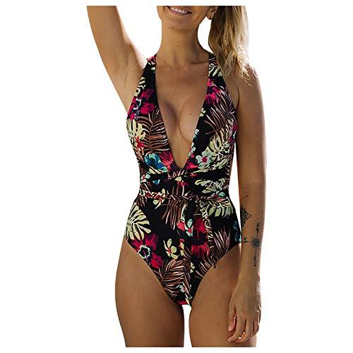 Bañador Volantes Mujer, Bikinis Señora, Tankini Mujer 2021