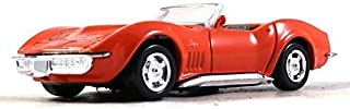 Chevrolet Corvette C3 Red Vehicle 1969 Year 1/43 Scale Diecast Model Car New RAY
