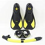 CHSDN Equipo de Snorkel, Gafas de natación Vista panorámica...