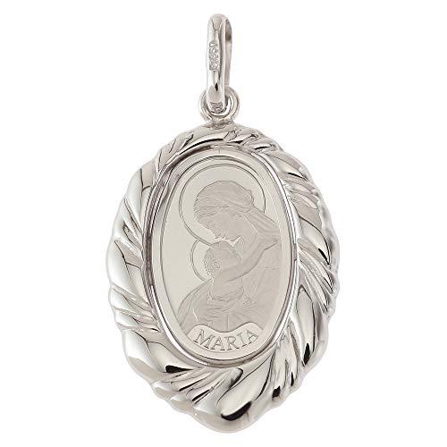 プラチナ マリア オーバル 1g ペンダントトップ レディース メンズ コイン デザイン枠