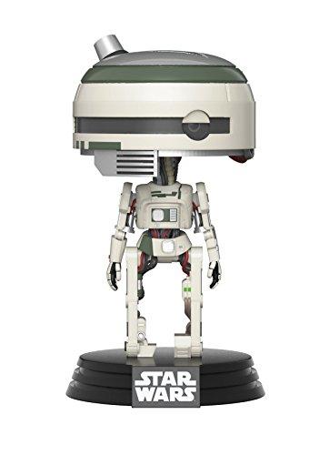 Funko Pop!- L3-37 Star Wars: Red Cup Figura de Vinilo, Multicolor (26990)