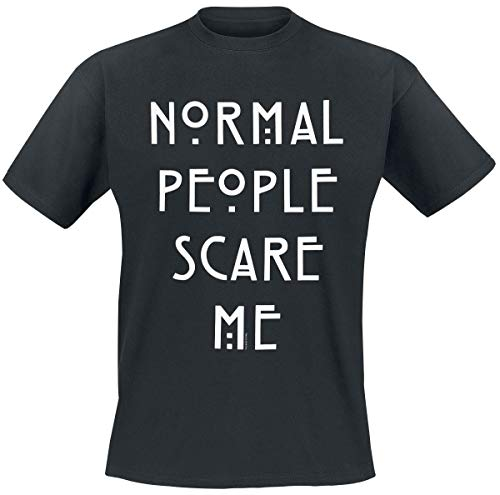American Horror Story Normal People T-Shirt nero 4XL