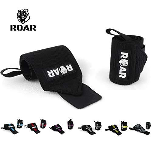 Roar® Muñequeras Deportivas