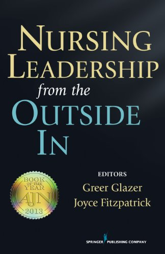 41h Hkn8o4L - Nursing Leadership from the Outside In
