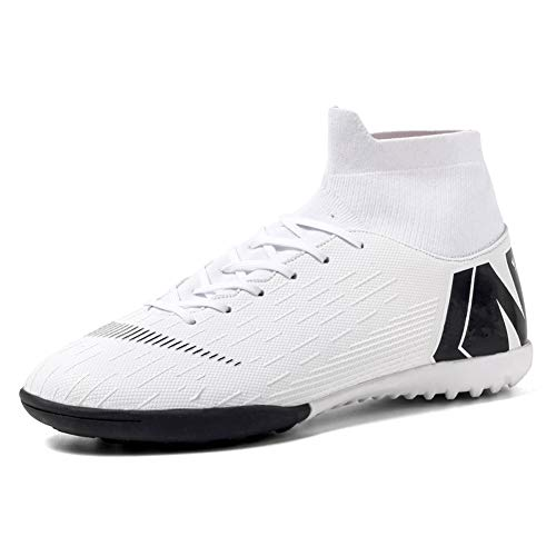 Binbinniao Indoor Cleats Boys Size 5.5 Ankle Boots Women...