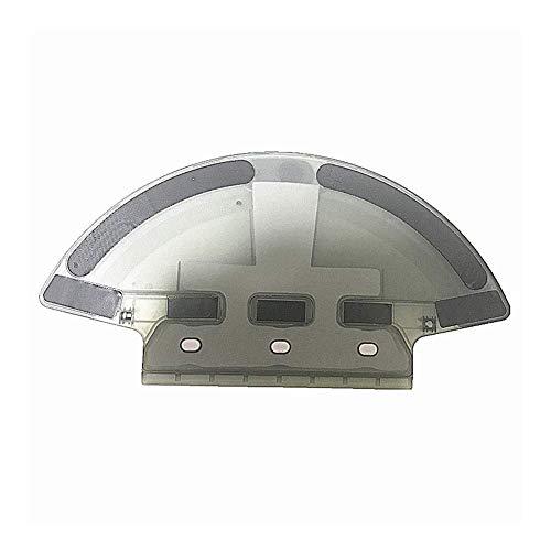De Galen Piezas de repuesto 1 tanque de agua + 1 paño de fregona para aspiradora robot 360 S6 piezas de repuesto accesorios de repuesto para fregona marco de trapeador