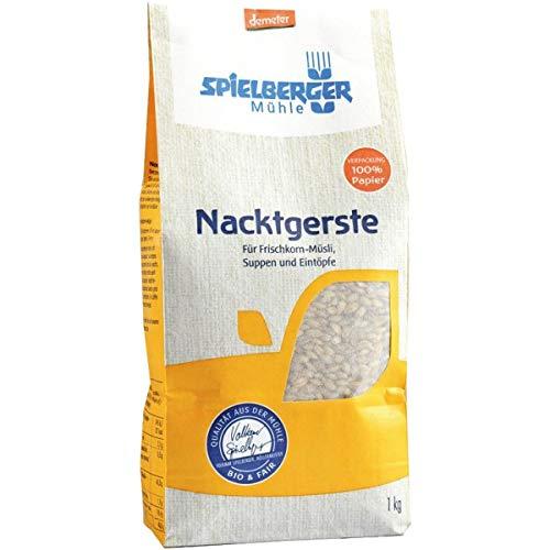 Spielberger Nacktgerste (1 kg) - Bio