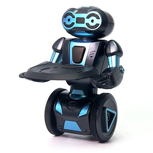 Mattheytoys 2.4Ghz autobilanciante Smart Remote Robot Giocattolo di Controllo RC Stunt Robot con Suoni e luci 5 modalità di Funzionamento