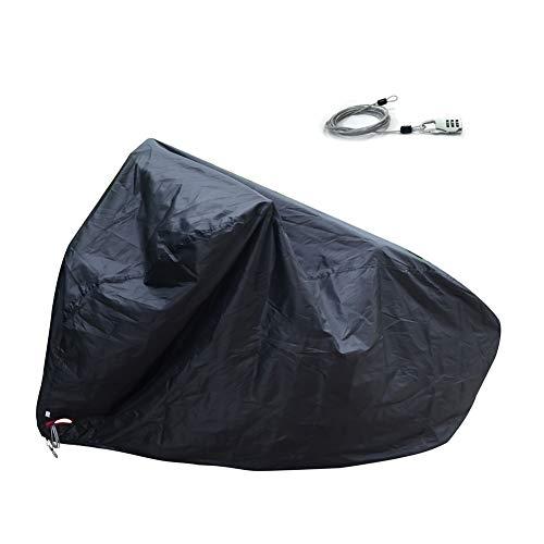 WONG WEI Covers voor tuinmeubelen, fietshoes voor auto's, fietskleding, autohoes, zonwering, regenbescherming, stofdicht