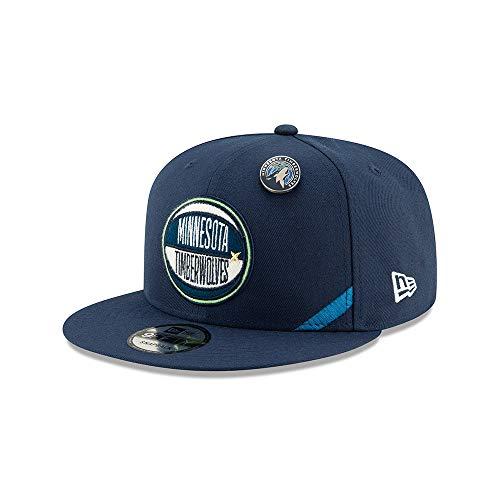 New Era NBA 2019 Draft Knit 950 Snapback cap (Minnesota Timberwolves)