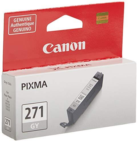 Canon CLI-271 Gray Ink Tank Compatible to MG7720, TS8020, TS9020