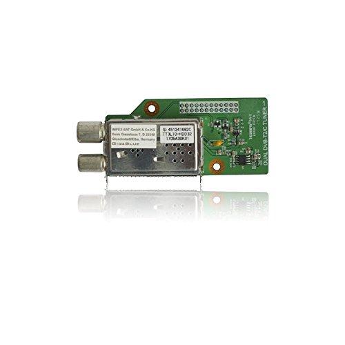 GigaBlue Dual DVB-C/T2 Tuner V1.1, H.265