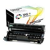 (1xDrum) TG Imaging Compatible DR-820 Drum Unit DR820 Drum Work for Brother DCP-L5600DN MFC-L5700DW MFC-L5850DW MFC-L6700DW MFC-L6800DW Printers (Drum Unit for TN-850 TN-880)