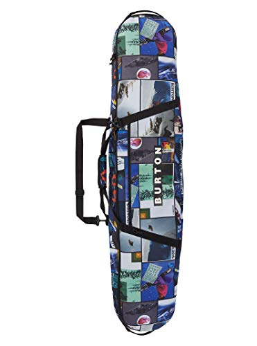Burton Board Sack snowboardtas Catalog Collage Print
