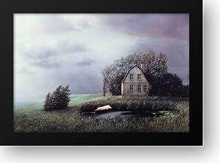Kohler`s Schwein (Autumn) 32x24 Framed Art Print by Sowa, Michael