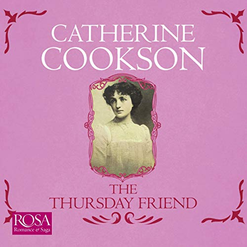 The Thursday Friend audiobook cover art