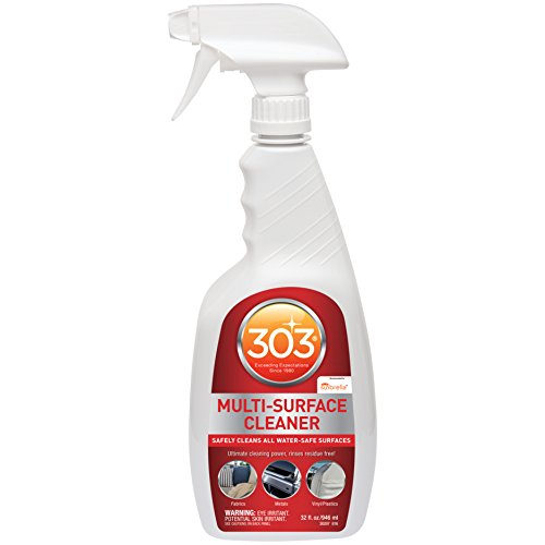 303 Products-30207 Multi Surface Cleaner Spray, All Purpose Cleaner for Home, Patio, Car Care and Outdoor, 32 fl. oz., (Pack of 6)
