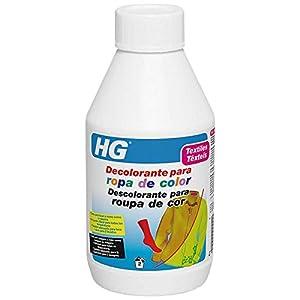 HG Decolorante para Ropa de Color, da Nueva Vida a la Ropa Descolorida, 200 Gramos