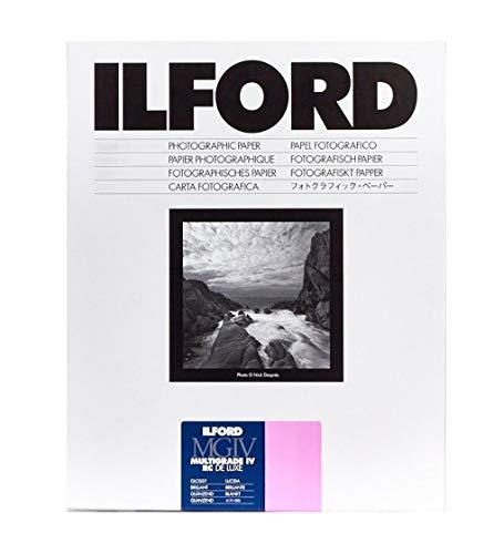 Ilford Multigrade IV RC Deluxe 1769836 A6 100 Druckerpapier