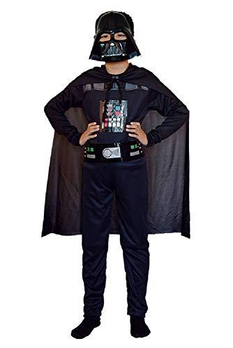 Disfraz de Guerra de Las Galaxias Niño Niño Máscara de Carnaval M 7-8 años