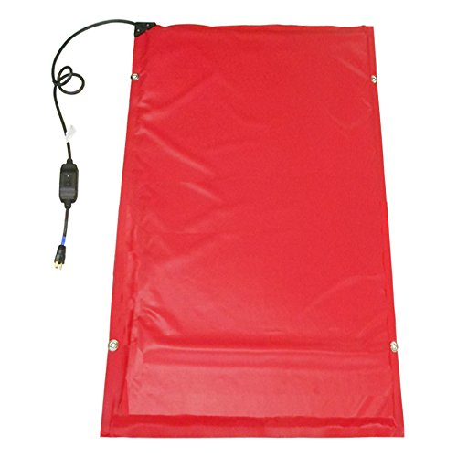 Big Save! Flexotherm FTA-7046-3600-000, 6.5' x 3' Heated Ground Thaw