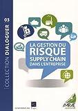La gestion du risque Supply Chain dans l'entreprise