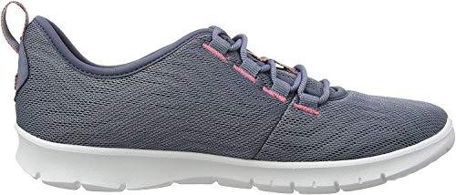 Clarks Step Allena Go, Sneakers Basses Femme, Beige (Blue Grey Blue Grey), 38 EU