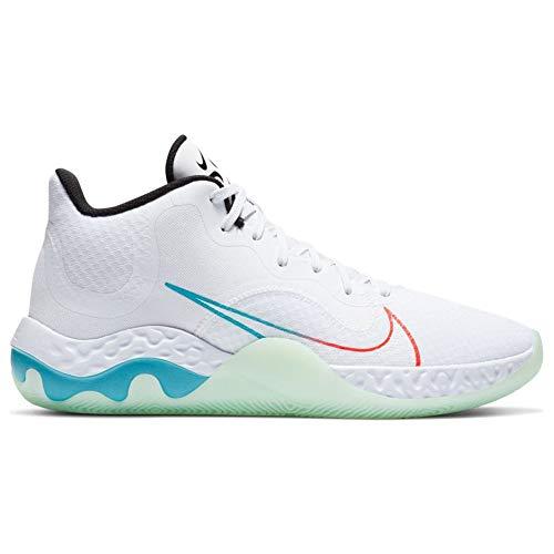 Nike Zapato de baloncesto Renew Elevate Blanco Size: 47 EU