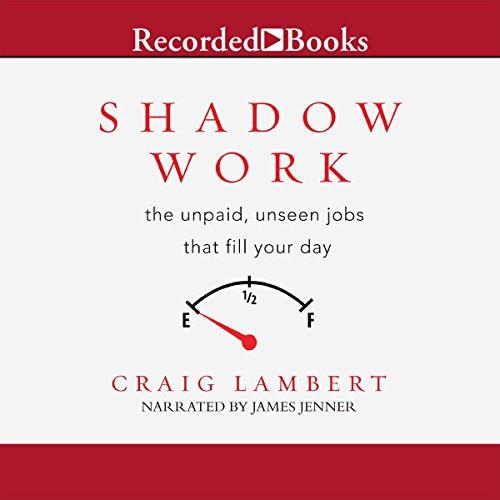 Shadow Work audiobook cover art
