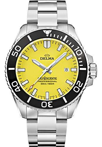DELMA - Armbanduhr - Herren - Periscope - 41701.654.6.168