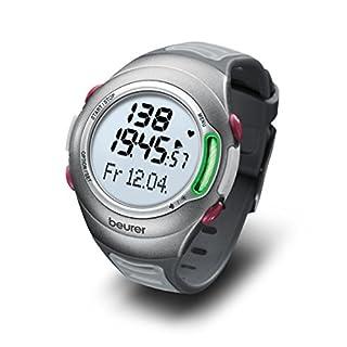 Beurer PM70 - Pulsómetro con fijación para bicicleta, calendario, conexión PC, color plata (B0029FEDK2) | Amazon price tracker / tracking, Amazon price history charts, Amazon price watches, Amazon price drop alerts