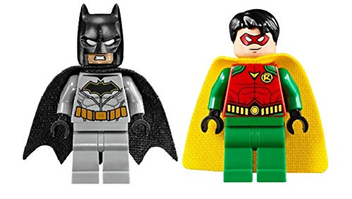 LEGO Superhéroes: Batman y Robin