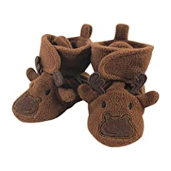 Baby cozy fleece booties Made with 100% polyester Soft, gentle and comfortable on baby's skin Optimal for everyday use Affordable, high quality booties/socks