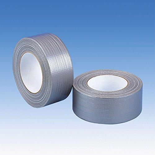 SHT Klebeband PVC 50mm x 25m grau für PE Rohrisolierung Isolierung