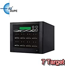 EZ DUPE Spartan 7 Target SD/Micro SD Combo Duplicator Memory TF Cards Copier Sanitizer Clone
