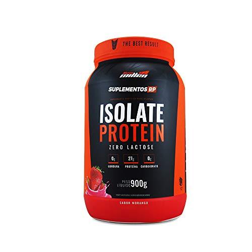 Isolate Protein Zero Carb 900g (Baunilha)