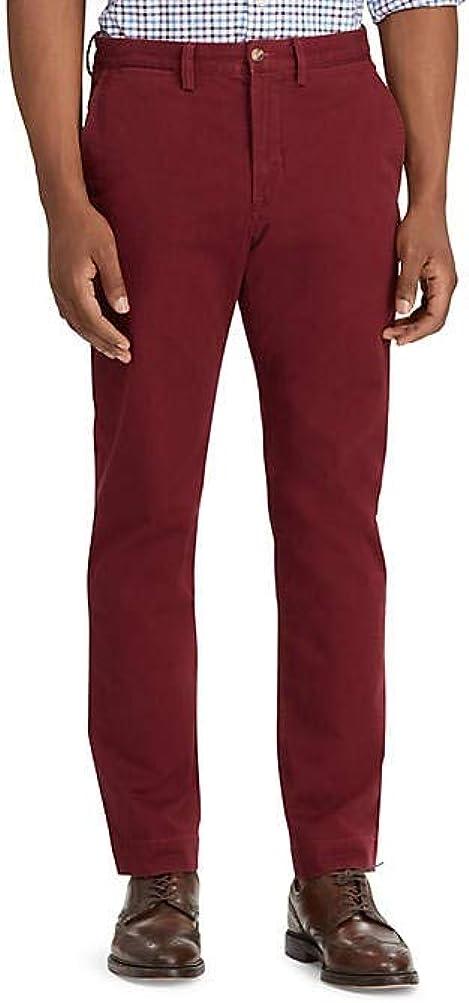 Ralph Lauren Men's Classic Fit Chino Pants Work Casual 32x34 Purple